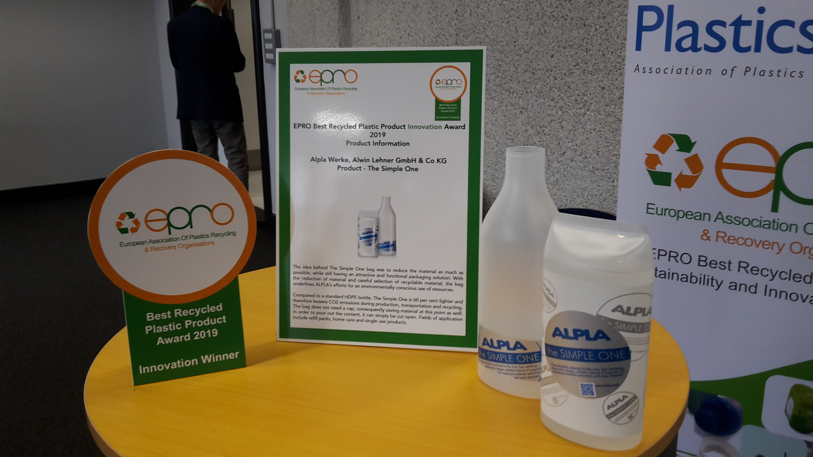 EPRO - Best Recycled Plastic Product
